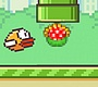 Speel het nieuwe girl spel: Flappy Bird Plant