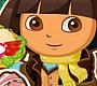 Speel het nieuwe girl spel: Dora's Taco