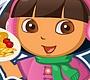 Speel het nieuwe girl spel: Dora's Fish & Chips