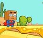 Speel het nieuwe girl spel: Speelgoed Superman