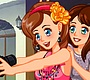 Play the new Girl Flash Game: Selfie With My Friends