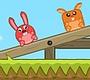 Speel het nieuwe girl spel: Paashaas Land