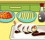 Speel het nieuwe girl spel: Dragon Roll Sushi