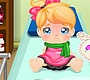 Play the new Girl Flash Game: Baby Alice Sick Day