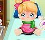 Speel het nieuwe girl spel: Baby Alice is Ziek