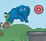 Speel het nieuwe girl spel: Flappy Olifant