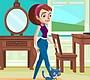 Speel het nieuwe girl spel: Thuis Opgesloten