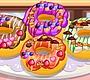 Speel het nieuwe girl spel: Donuts Bakken