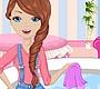 Speel het nieuwe girl spel: Beauty Salon Opruimen