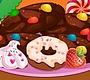 Speel het nieuwe girl spel: Chocolade Koekjes Maken