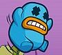 Speel het nieuwe girl spel: Fart Kaiju Fart
