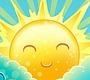 Speel het nieuwe girl spel: Zonnestralen