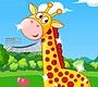 Speel het nieuwe girl spel: Giraffe Verzorgen