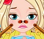 Play the new Girl Flash Game: Nose Doctor
