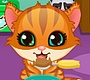 Play the new Girl Flash Game: Kitty Care
