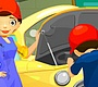 Play the new Girl Flash Game: Garage Rush