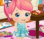 Play the new Girl Flash Game: Baby Alice Fun Cleaning