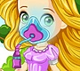 Play the new Girl Flash Game: Rapunzel Playground Accident