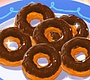 Play the new Girl Flash Game: Sweet Chocolate Doughnuts