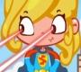 Speel het nieuwe girl spel: Superhero Slacking