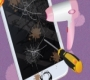 Play the new Girl Flash Game: Iphone 6 Repair