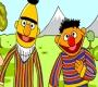 Speel het nieuwe girl spel: Bert En Ernie Letters