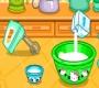 Speel het nieuwe girl spel: Hello Kitty Donut Muffins
