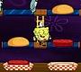 Speel het nieuwe girl spel: Spongebob Hamburger Paniek