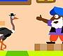 Speel het nieuwe girl spel: Fafu de struisvogel