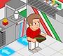 Speel het nieuwe girl spel: Pizzeria 1