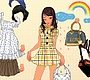 Play the new Girl Flash Game: Disco Dress Up