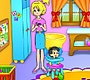 Play the new Girl Flash Game: Kinder Garten
