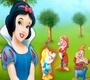 Speel het nieuwe girl spel: Sneeuwwitje