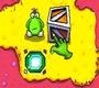 Speel het nieuwe girl spel: Blobbit Push