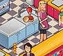 Speel het nieuwe girl spel: Burger Restaurant 1