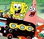 Speel het nieuwe girl spel: Spongebob Buschauffeur