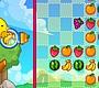 Speel het nieuwe girl spel: Fruit Puzzel