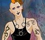 Play the new Girl Flash Game: Dress to Rock