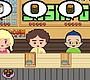 Play the new Girl Flash Game: Sushi Go Round