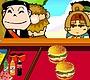 Speel het nieuwe girl spel: Hamburger Keten