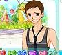 Speel het nieuwe girl spel: Hunk Opmaken