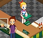 Play the new Girl Flash Game: Self Service