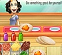Play the new Girl Flash Game: Flatbread Express