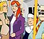 Speel het nieuwe girl spel: Metro Drukte