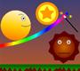 Speel het nieuwe girl spel: Regenboog Roller
