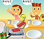 Play the new Girl Flash Game: Breakfast Maker