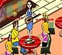 Speel het nieuwe girl spel: Pizza Match