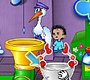 Play the new Girl Flash Game: Baby Blimp