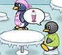 Play the new Girl Flash Game: Penguin Diner 1