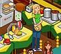 Speel het nieuwe girl spel: Burger Restaurant 2
